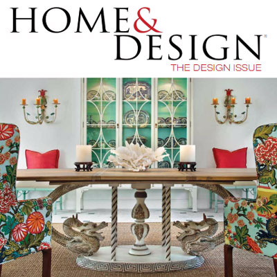 Home & Design Magazine 2014 - Ficarra Design