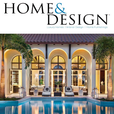 Home & Design Magazine 2015 - Ficarra Design