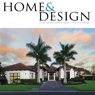 Home & Design Magazine 2017 - Ficarra Design