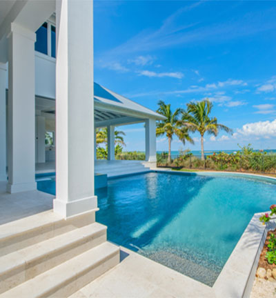 First Model Home Boca Grande - Ficarra Design
