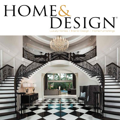 Home & Design February 2018 - Ficarra Design